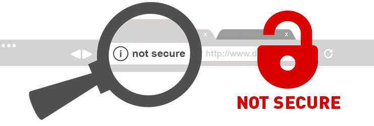 SSL Certificate- Not Secure