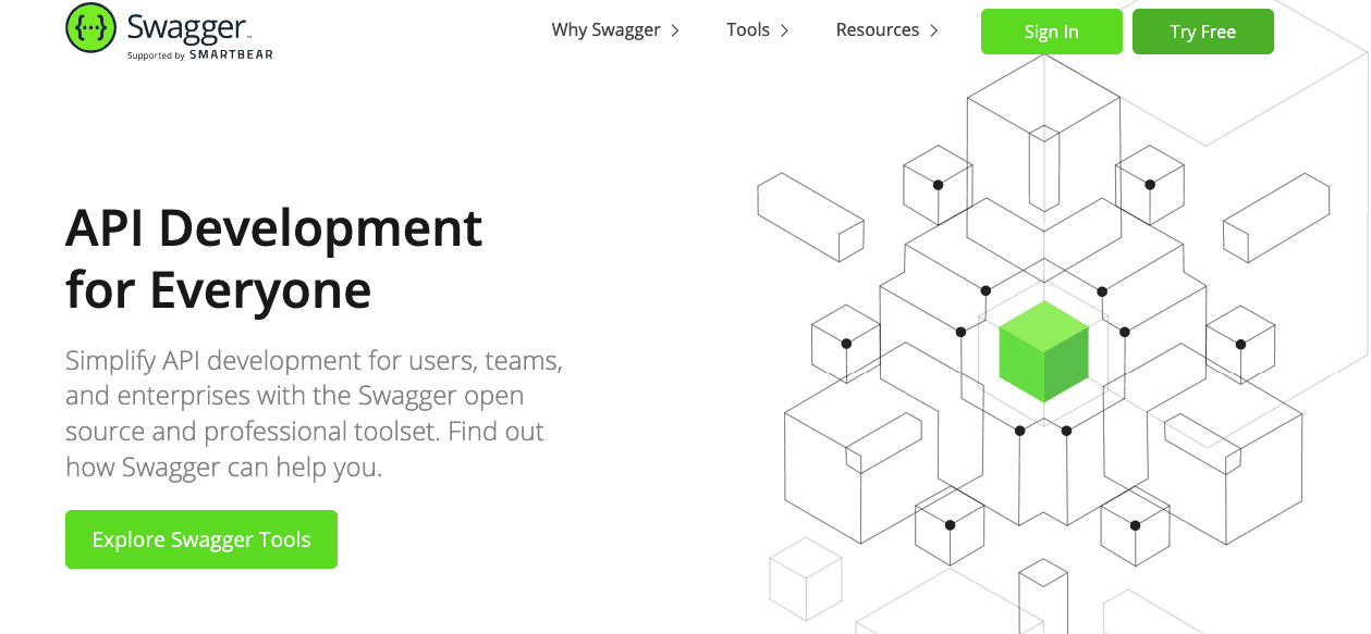 Swagger Screenshot