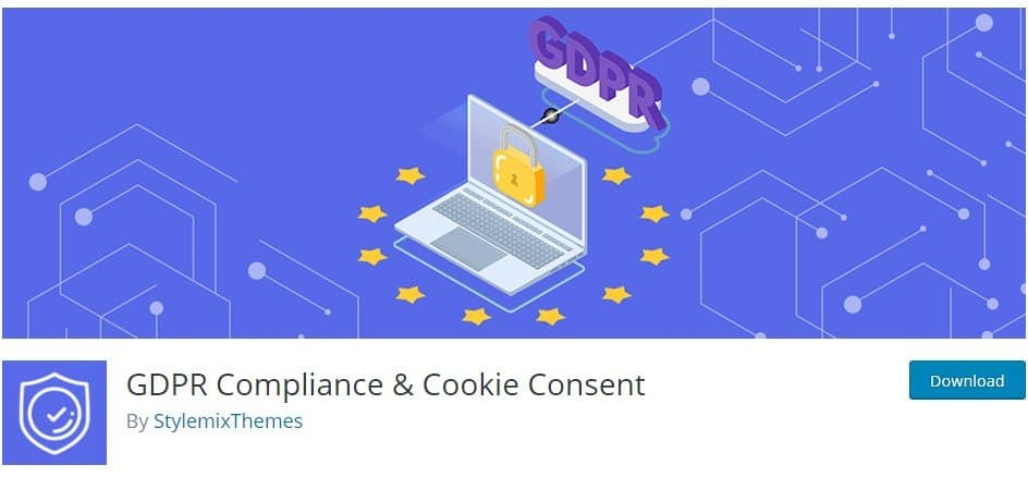 GDPR Compliance & Cookie Consent