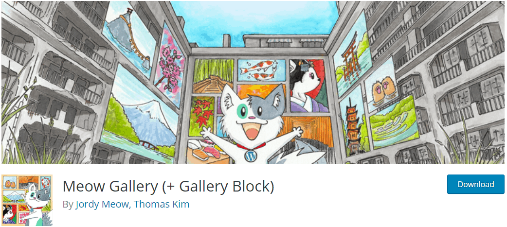 Meow Gallery