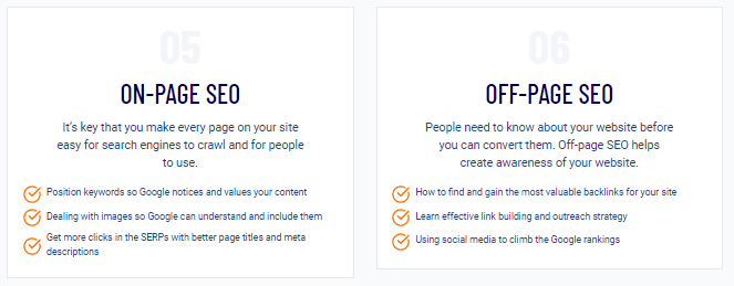 SEO Checklist On-Page/Off-Page SEO
