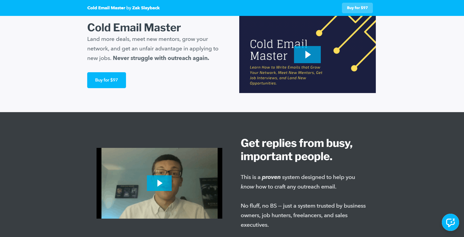 Cold Email Master